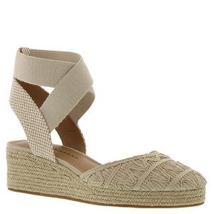 {Lucky Brand} 🆕 Luvinia Espadrille Wedge